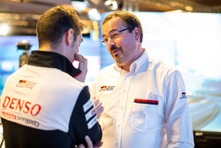 Rob Leupen, Toyota Racing, Teammanager