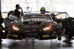 #29 Trofeo Motorsport, Lamborghini Hurricain GT3