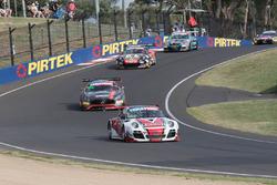 #51 AMAC Motorsport, Porsche GT3 R: Andrew McPherson, Neale Muston, Tim Miles