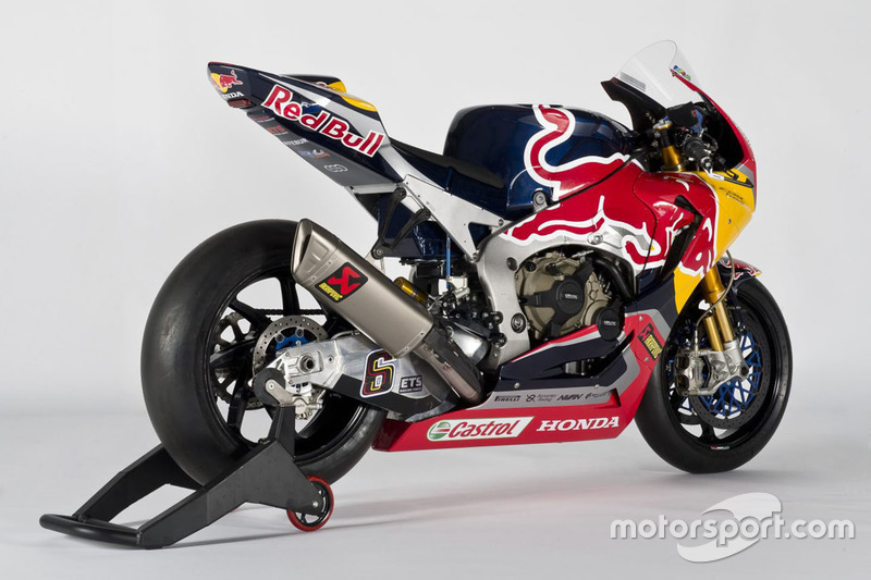 Bike of Stefan Bradl, Honda World Superbike Team