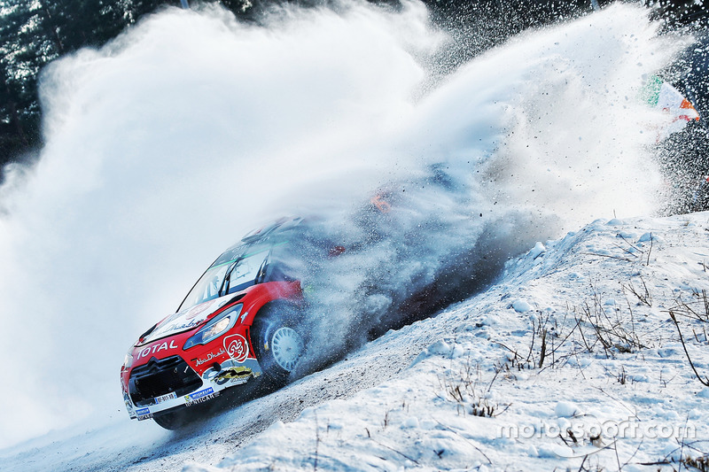 Стефан Лефевр и Габен Моро, Citroën DS3 WRC, Citroën World Rally Team