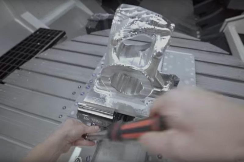Заготовка елементу підвіски Red Bull RB13
