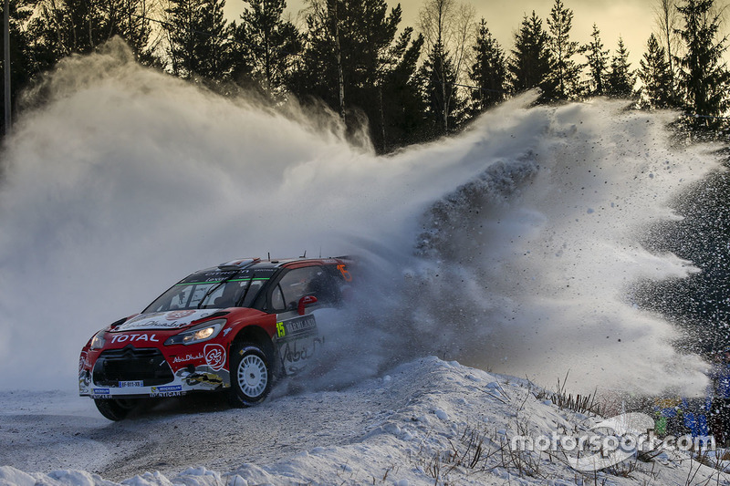 4. Stéphane Lefebvre, Gabin Moreau, Citroën C3 WRC, Citroën World Rally Team