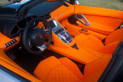 2017 Lamborghini Aventador