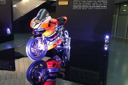Ducati-Superbike von Chaz Davies