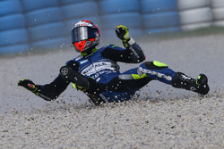 Hector Barbera, Avintia Racing crash