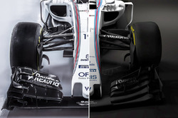 Presentación Williams FW40
