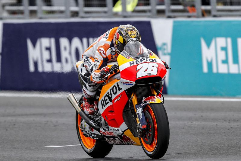 3º Dani Pedrosa (Honda) 1:29.033, a 0.484s