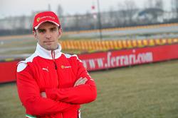 Pier Guidi Ferrari aankondiging