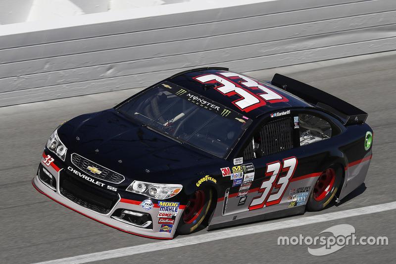 32. Jeffrey Earnhardt, Circle Sport - The Motorsports Group, Chevrolet