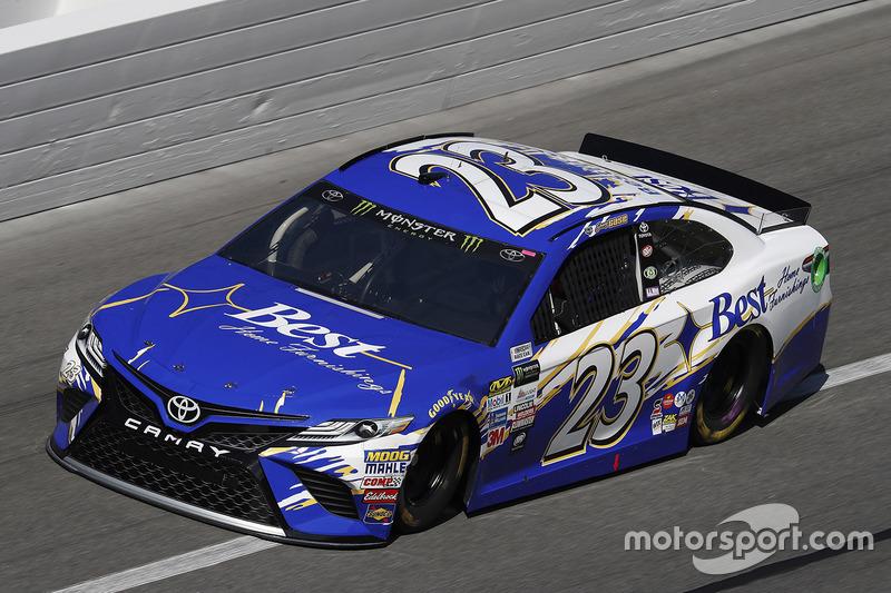 29. Joey Gase, BK Racing, Toyota