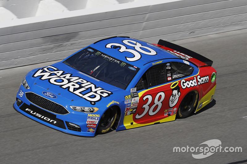 20. David Ragan, Front Row Motorsports, Ford