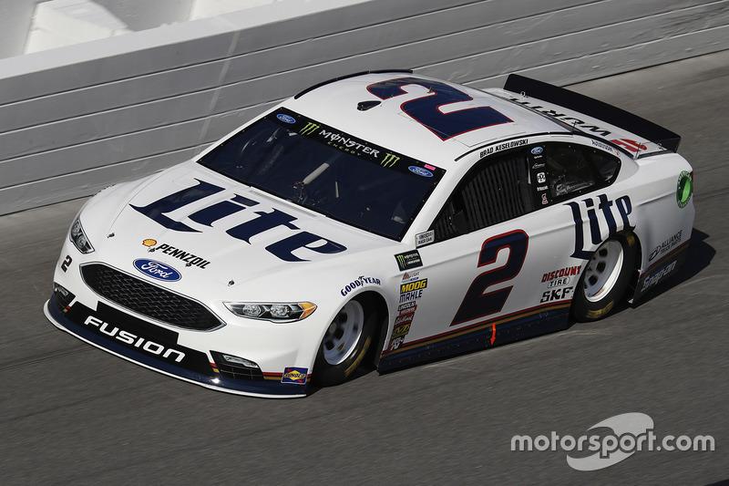 7. Brad Keselowski, Team Penske, Ford