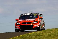 Supercars-Test in Sydney, Februar