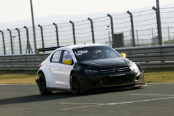 WTCC-Test in Navarra, Februar