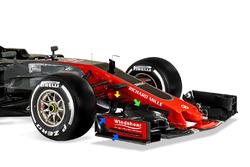 Lanzamiento Haas F1 Team VF-17