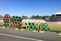 Vorbereitungen für GP Australien