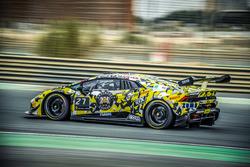 #27 GDL Racing: Costantino Bertuzzi, Nigel Farmer