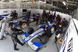 Кента Ямашита, Kondo Racing