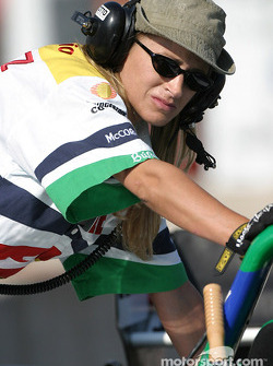 Herdez Competition crew member Tess Brelia