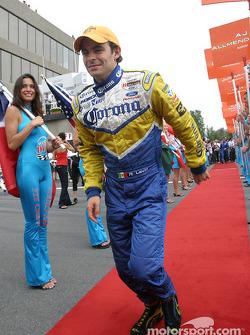 Drivers presentation: Rodolfo Lavin
