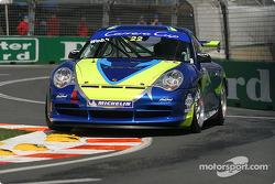Jonathan Webb in his Porsche GT3-911
