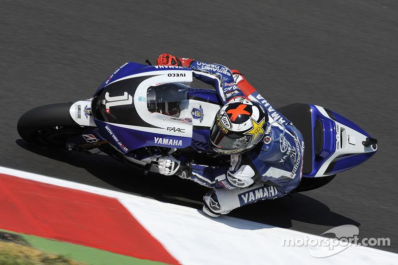 2011: Jorge Lorenzo, Yamaha YZR-M1