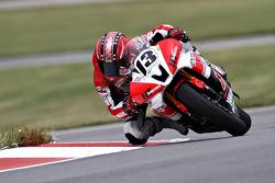 Vendredi, essais libres Sportbike à Daytona