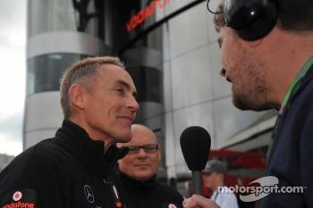 Martin Whitmarsh, Team McLaren