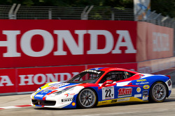 Ferrari 458 Challenge : Enzo Potolicchio