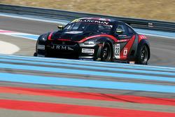 #22 JR Motorsport Nissan GT-R: Peter Dumbreck, Richard Westbrook