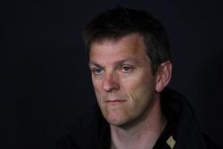 James Allison Technical Director, Lotus Renault GP