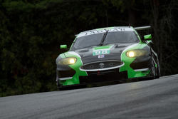 PJ Jones and Rocky Moran Jr., Jaguar XKR