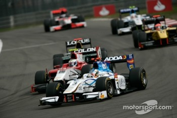 Charles Pic leads Luca Filippi