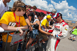 Drew Herring, Joe Gibbs Racing Toyota