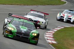 Bruno Junqueira and Ken Wilden, Jaguar XKR