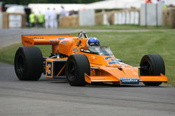 Johnny Rutherford: McLaren Offenhauser M16C