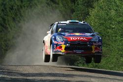 Sébastien Ogier, Julien Ingrassia, Citroën DS3 WRC, Citroën Total World Rally Team