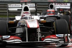 Always fast: Kamui Kobayashi - Sauber
