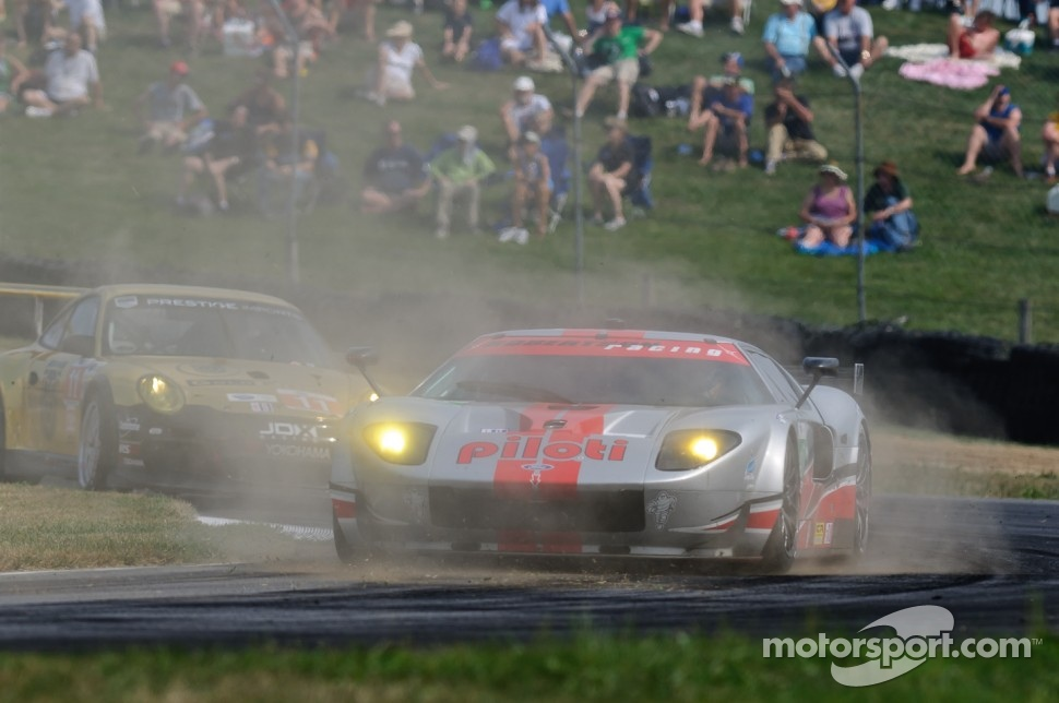 #40 Robertson Racing Doran Ford GT: Andrea Robertson, Melanie Snow
