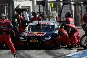 Mattias Ekström (33/S), Red Bull Audi A4 DTM #8 (Audi Sport Team Abt Sportsline)