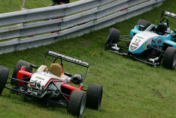 Daniel Juncadella, Prema Powerteam, Dallara F309 Mercedes, Pipo Derani, Prema Powerteam, Dallara Mercedes