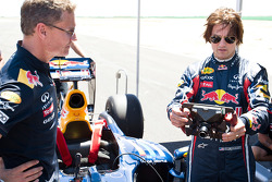 David Coulthard y Tom Cruise