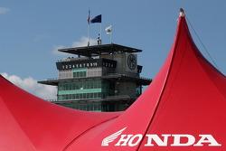 Aspectos del Indianápolis Motor Speedway