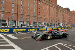 #63 Genoa Racing Oreca FLM09: Eric Lux, Elton Julian