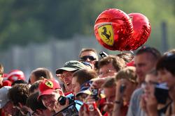 Ferrari Ballonnen