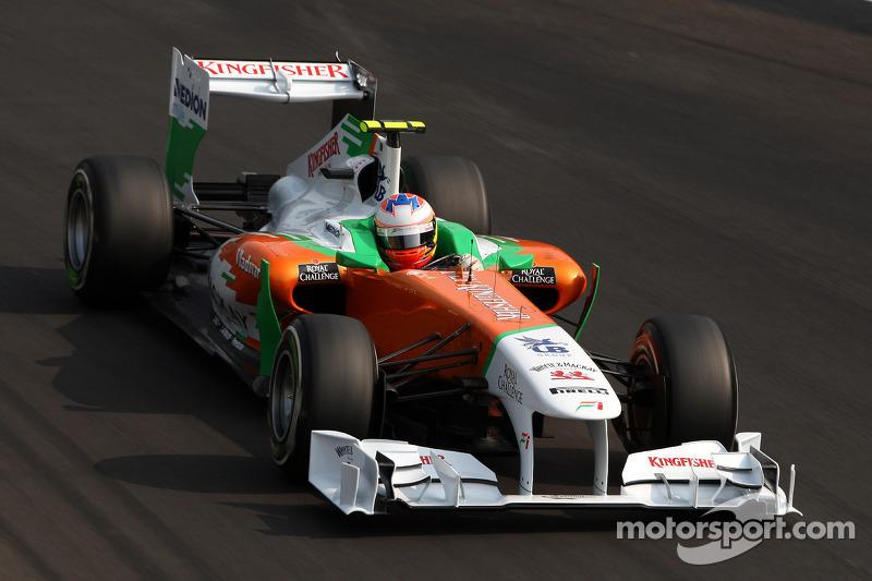 2011: Force India F1 VJM04