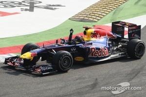 Sebastian Vettel aims for another victory