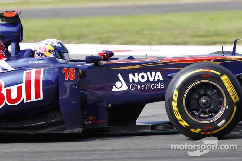 20. Sebastien Buemi, 55 GPs (2009-2011). Seu melhor resultado é o 7° (Austrália 2009 e Brasil 2009).