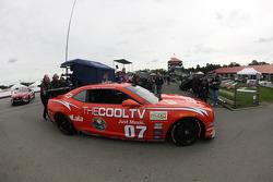 #07 Banner Racing Camaro GT.R: Daniel Harrrington, Gunter Schaldach